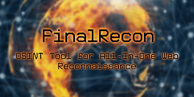 What's New in FinalRecon v1.0.2